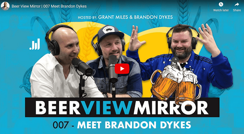 Meet Brandon Dykes | 002