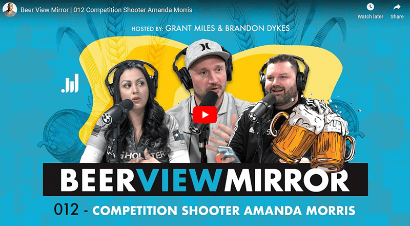 Competition Shooter Amanda Morris