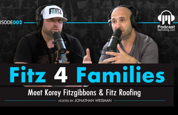 The Grit 002 – Meet Fitz Roofing