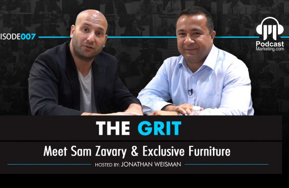 The Grit 007 Meet Sam Zavary & Exclusive Furniture